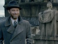 We just learned a huge secret about Albus Dumbledore in the latest 'Crimes of Grindelwald' trailer.