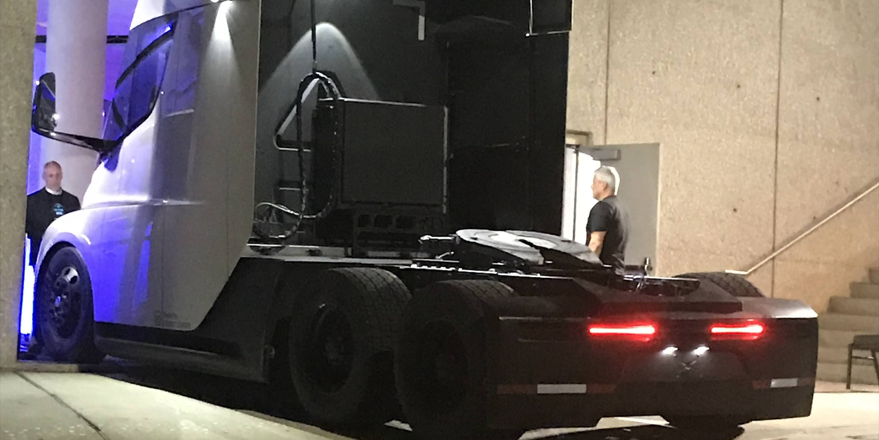 These Tesla Semi Photos Reveal the Incredible Feat of Engineering