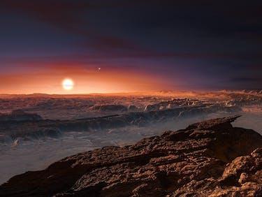Actually, Neighboring Planet Proxima b Might Be Uninhabitable