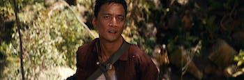 Tomb Raider Daniel Wu