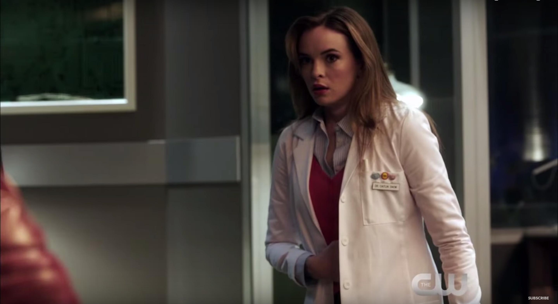 Caitlin Snow Danielle Panabaker The Flash Season 3