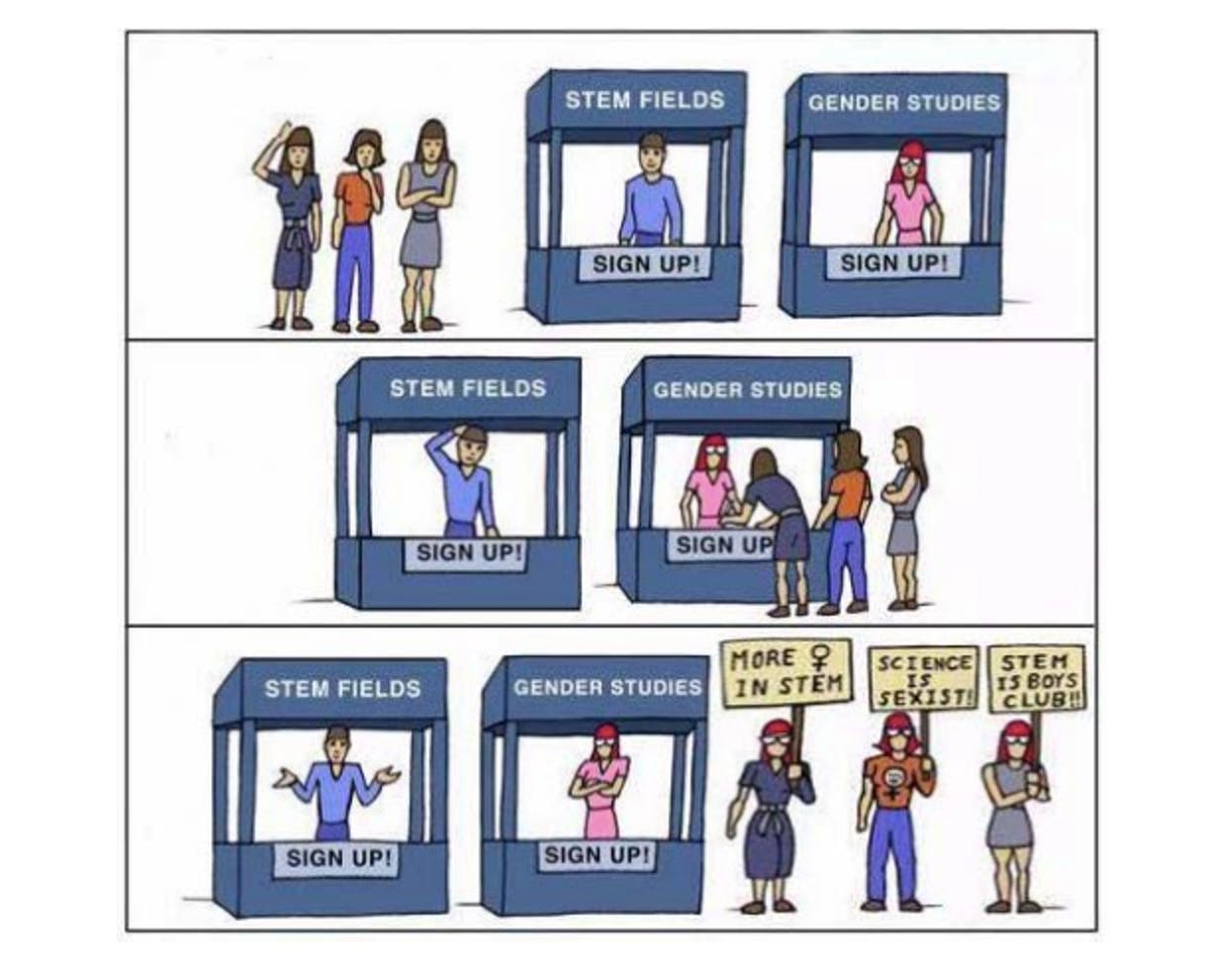 sexist comic