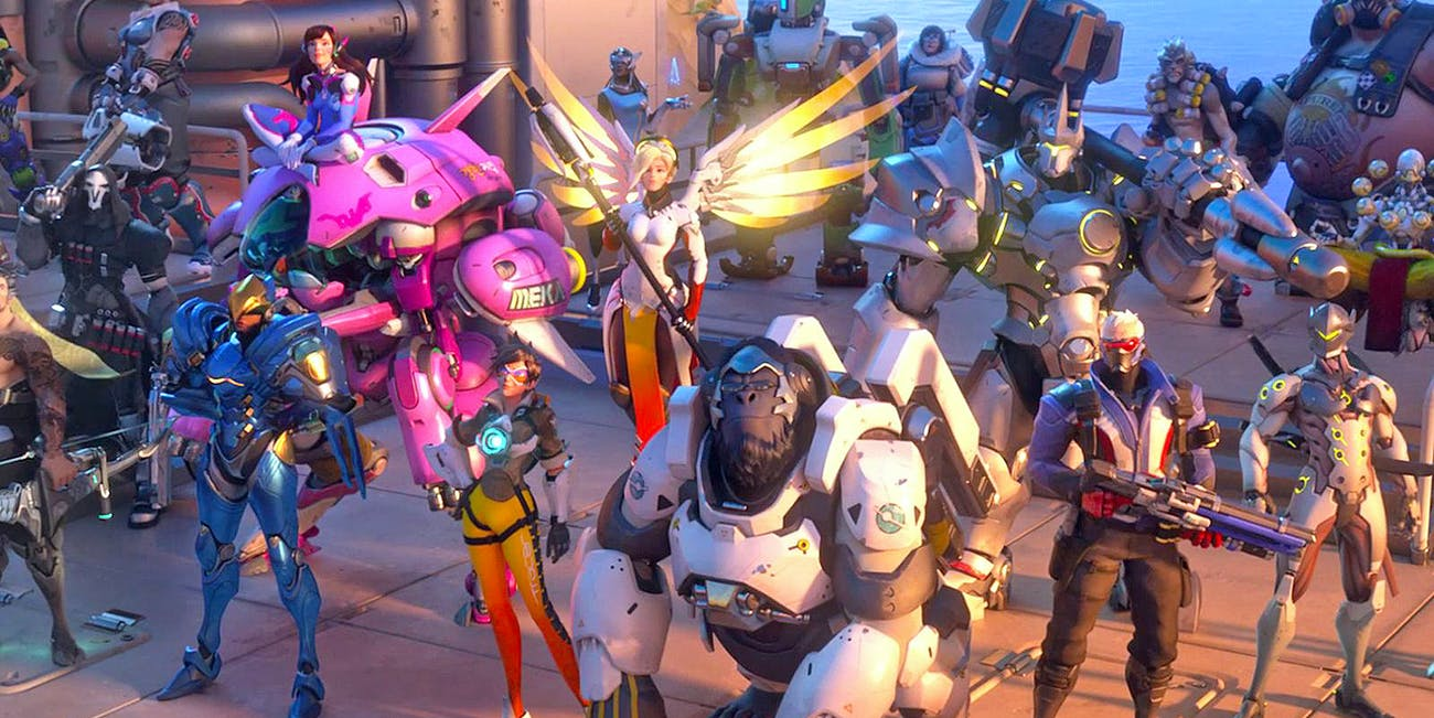 'Overwatch' Mauga: Release Date, Leaks, Abilities, and Lore for Hero 32