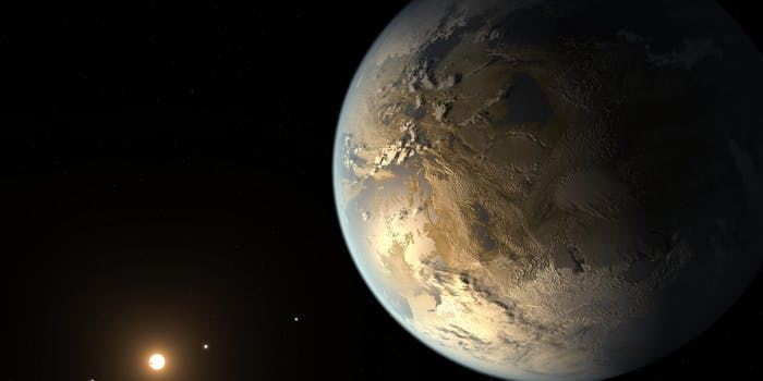 Researchers say that a planet's composition depends on its host star.