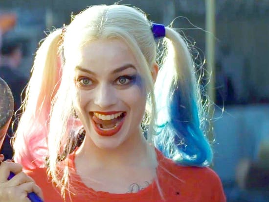 'Suicide Squad' Is Trying to Annoy You and it's Totally Working