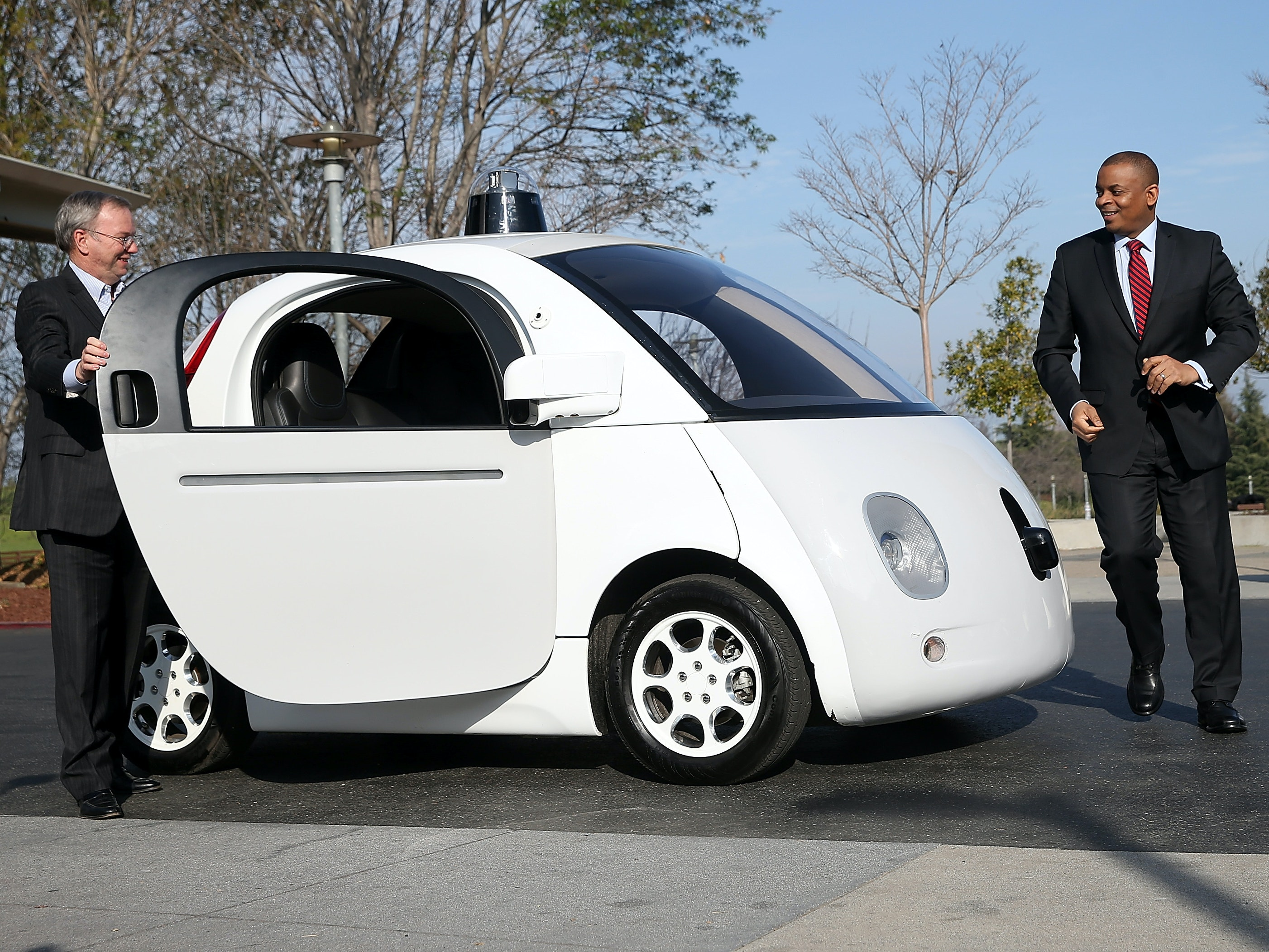 What to Expect From Google's Testimony at Congressional Self-Driving Car Hearing