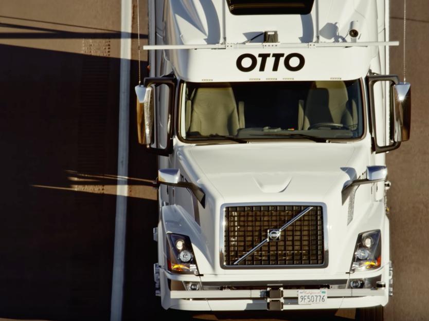 """Platooning"" Autonomous Vehicles are Coming to Michigan"
