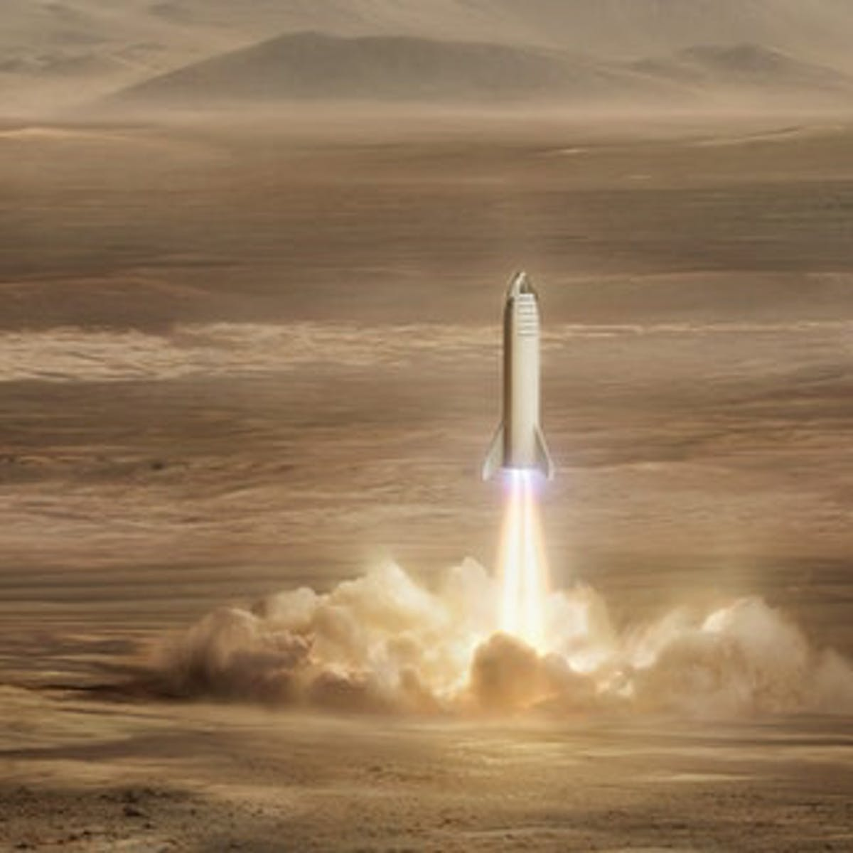 Inverse Daily: The True Cost of Building a City on Mars