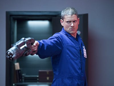 Captain Cold Readies to Become a Legend of Tomorrow in 'The Flash'