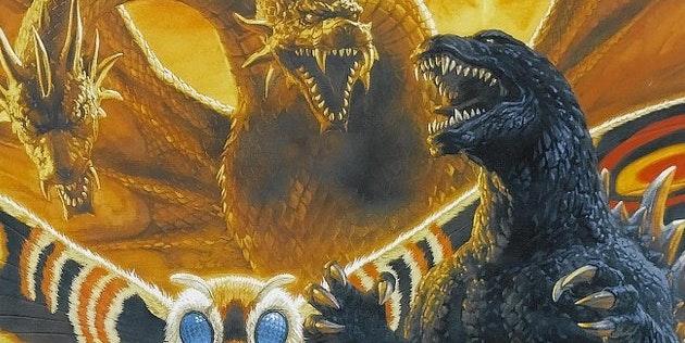 The New 'Godzilla'...