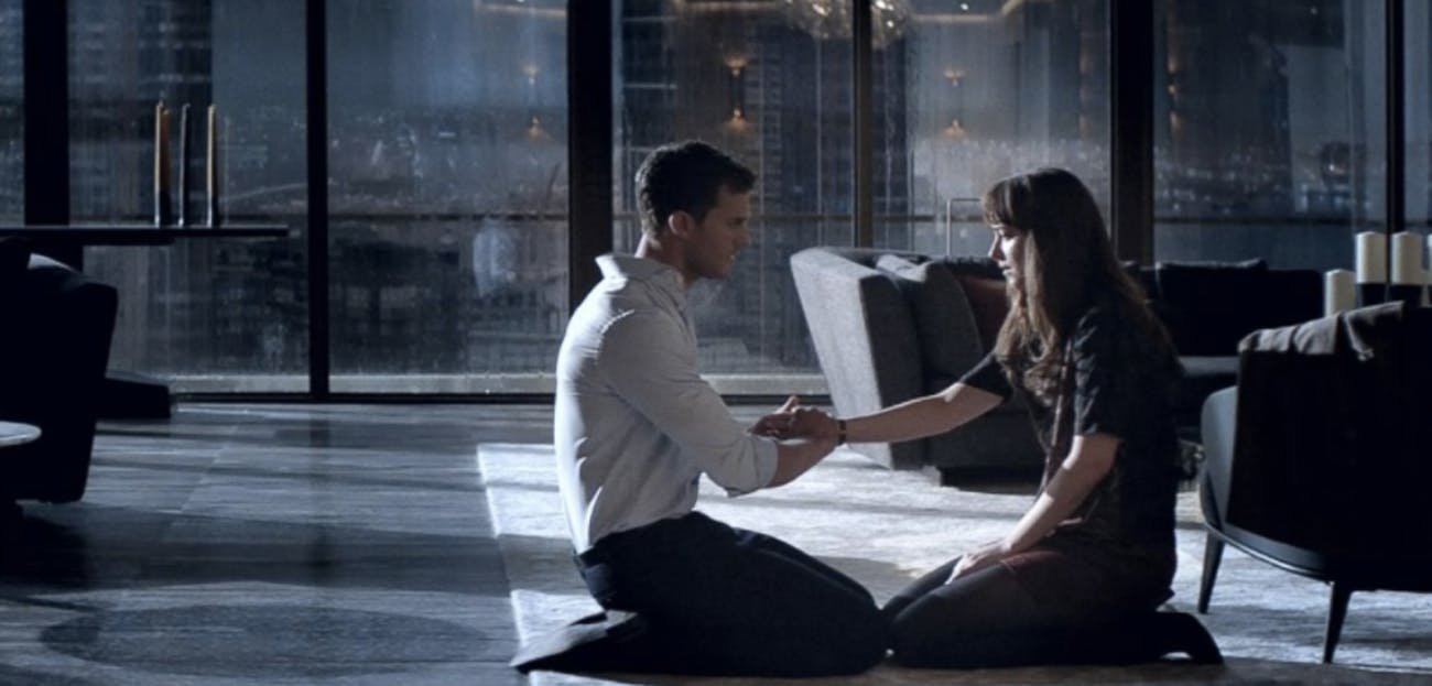fifty shades of grey full story pdf
