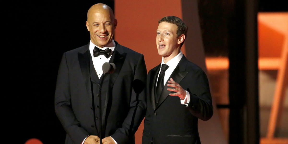 Vin Diesel Brought Back 'xXx' Because of Mark Zuckerberg