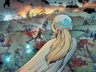 Batman Artist's 'Reborn' Redefines 'San Junipero' as an RPG