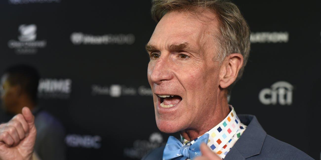 Bill Nye Netflix April 2017