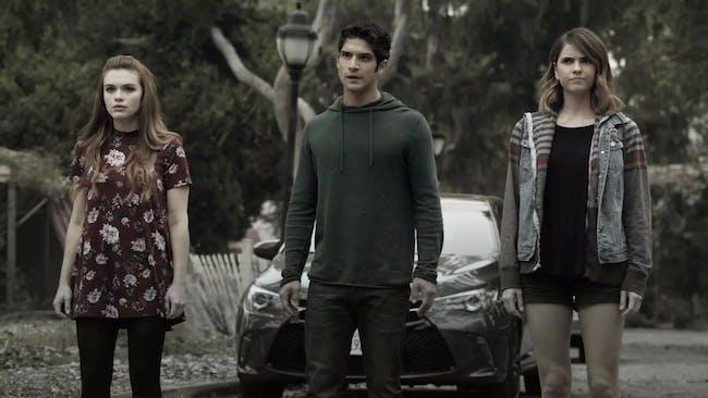 'Teen Wolf'