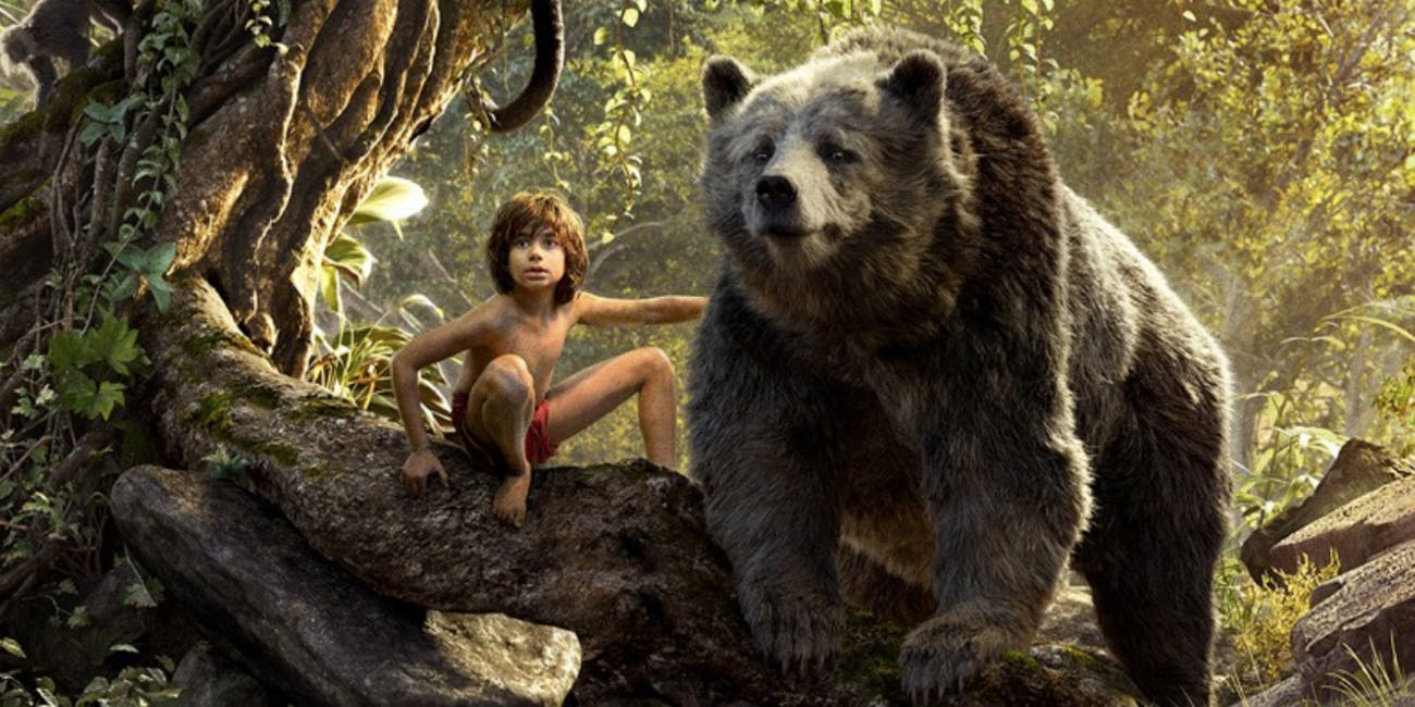 how the jungle book made its animals look so real with