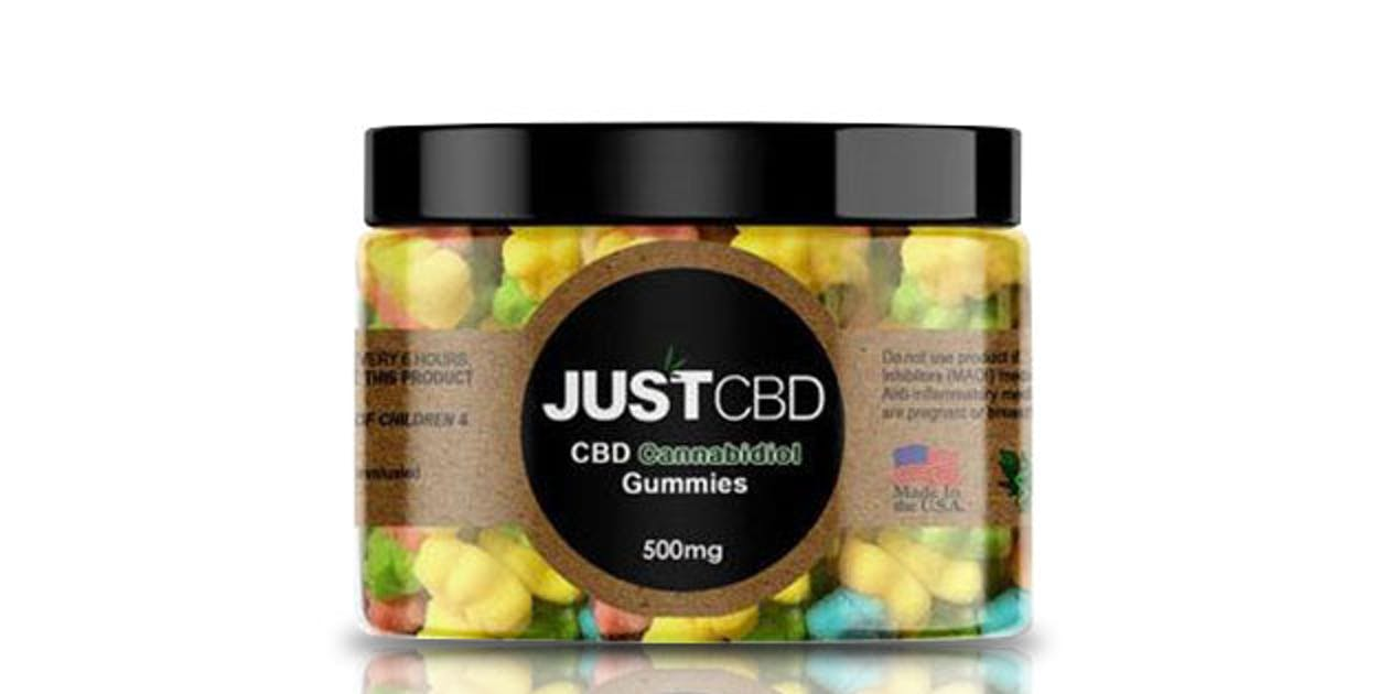 CBD Gummies 500mg