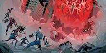 War Machine, Inhumans, and How Marvel's 'Civil War II' Comic Resonates