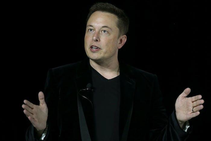 Elon Musk has a big task ahead of him to meet Model 3 demands.