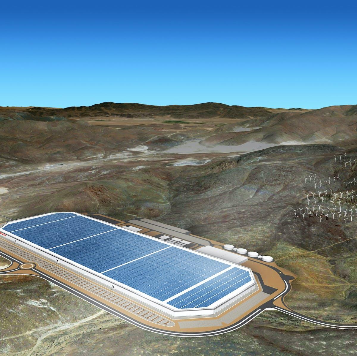 """Will Elon Musk's """"Terawatt-Hour"""" Battery Plan Spark a Global Energy Shift?"""