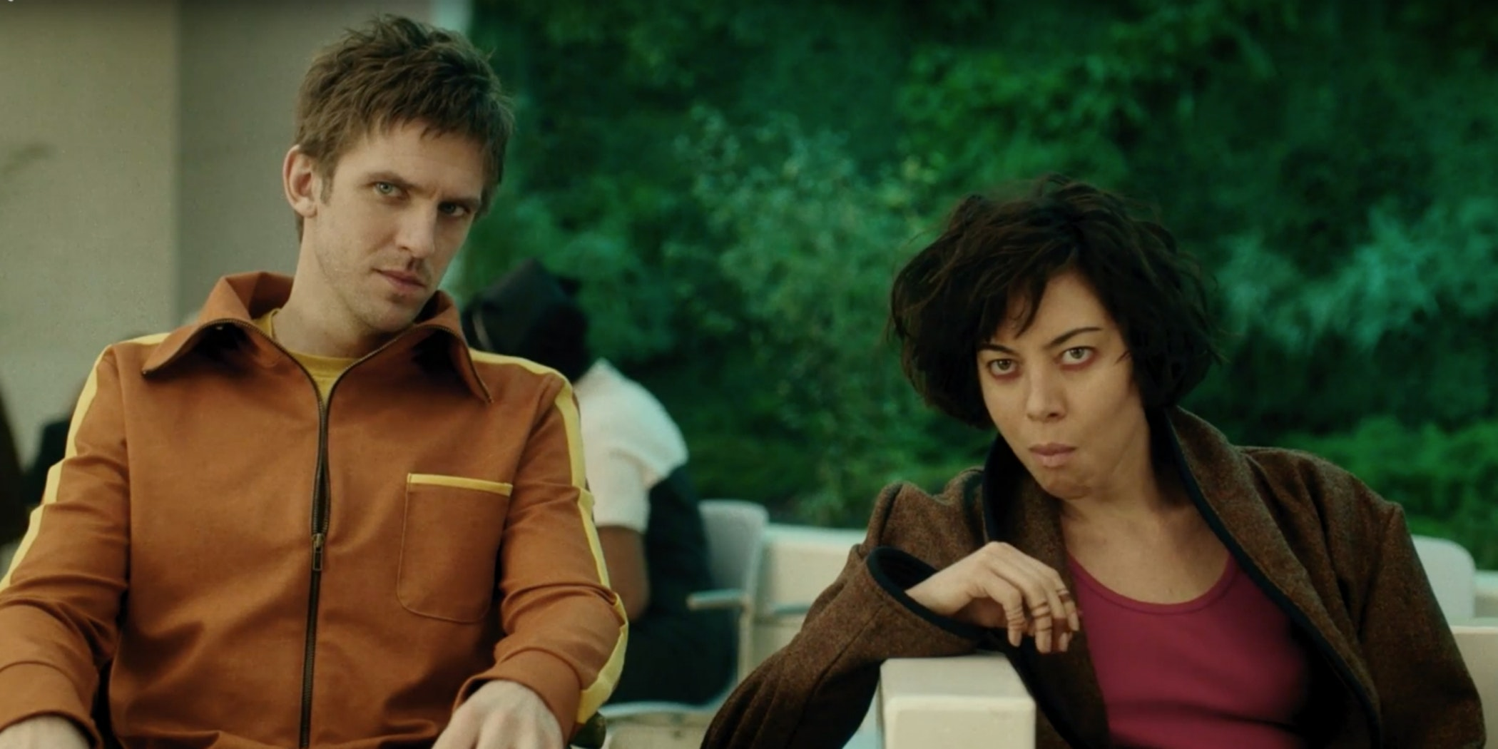 screencap from FX's 'Legion' X-Men TV series
