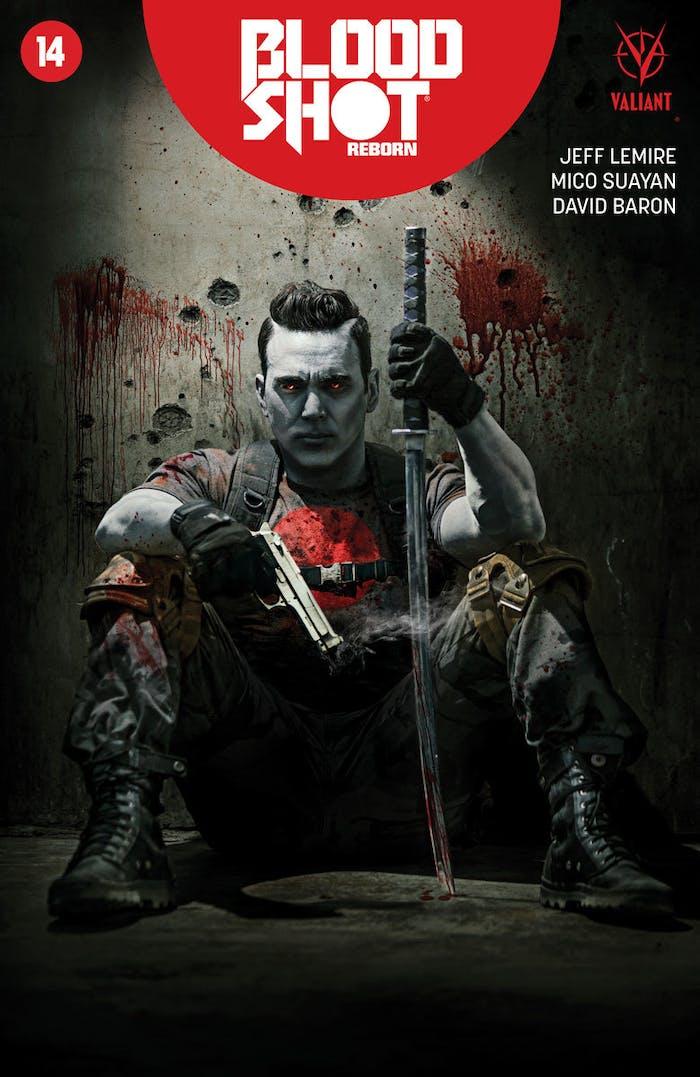 Jason David Frank Bloodshot