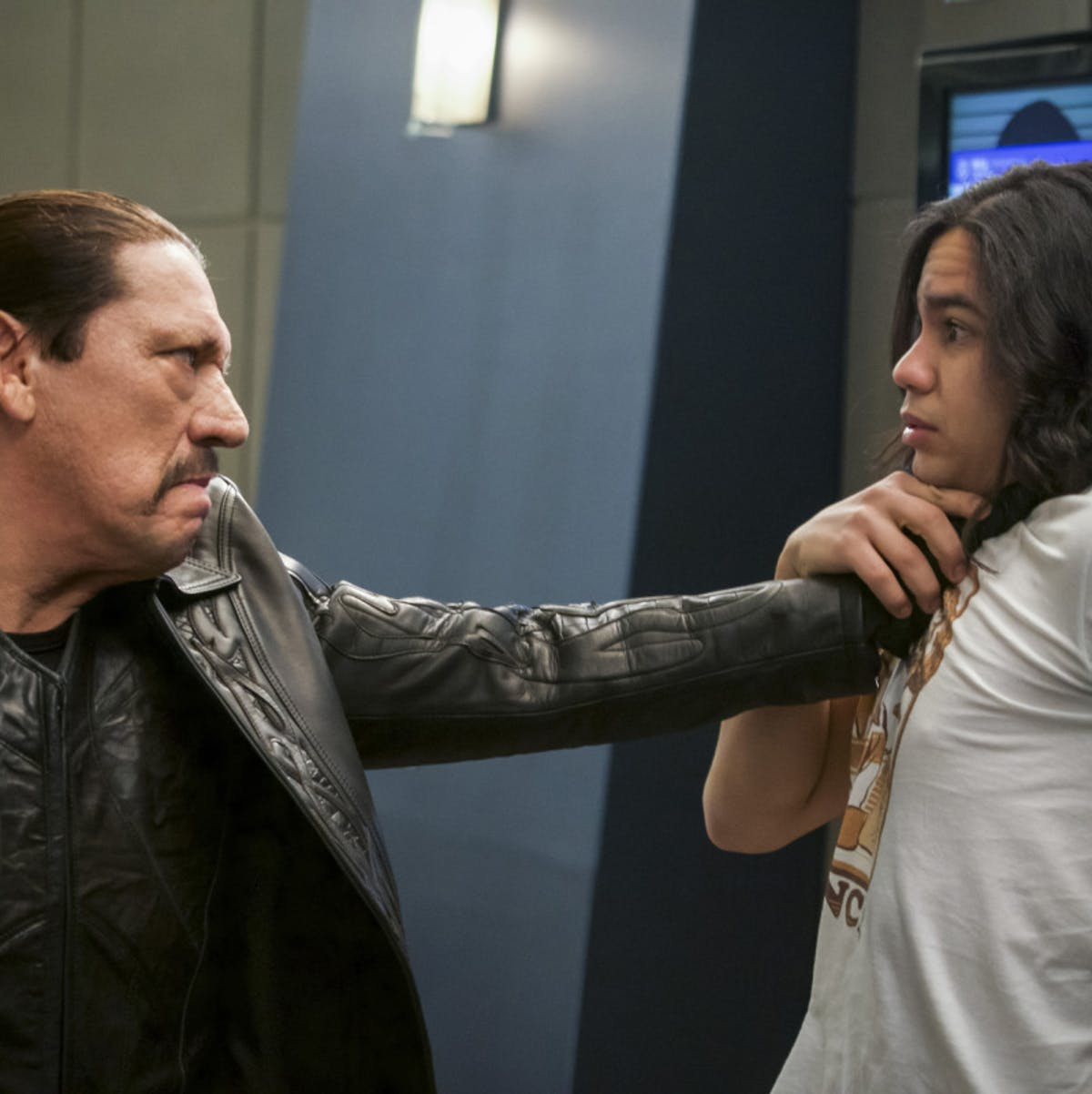 Danny Trejo Teases His Return to 'The Flash'