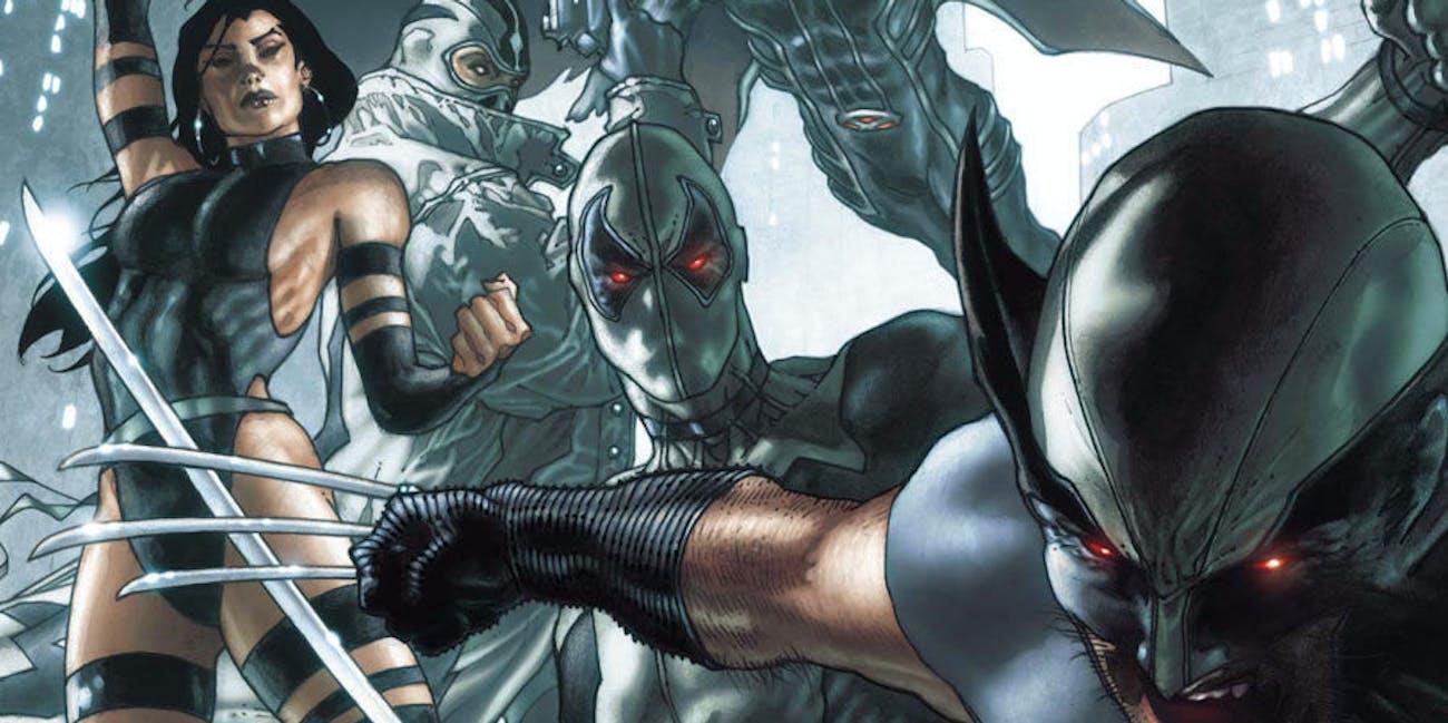 Deadpool X-Men