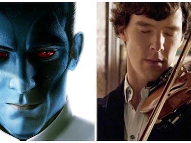 Reviews Say 'Star Wars' Novel 'Thrawn' Is Evil Sherlock Holmes