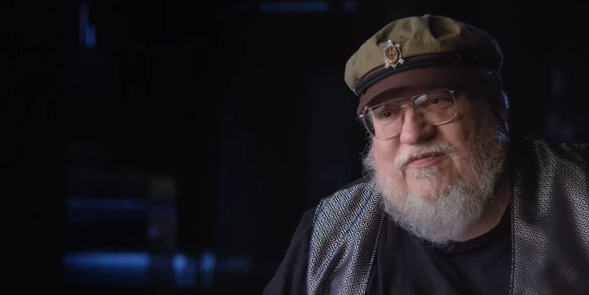 'A Song of Ice and Fire' and 'Game of Thrones' author George R. R. Martin is a Marvel fanboy
