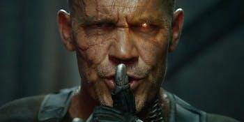 Deadpool 2 Cable Josh Brolin