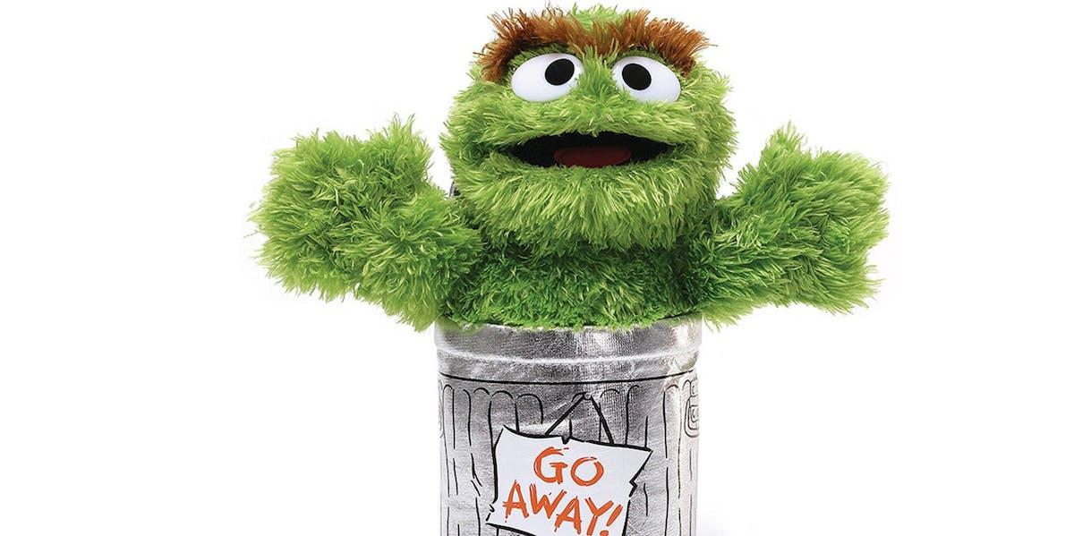 Oscar grouch