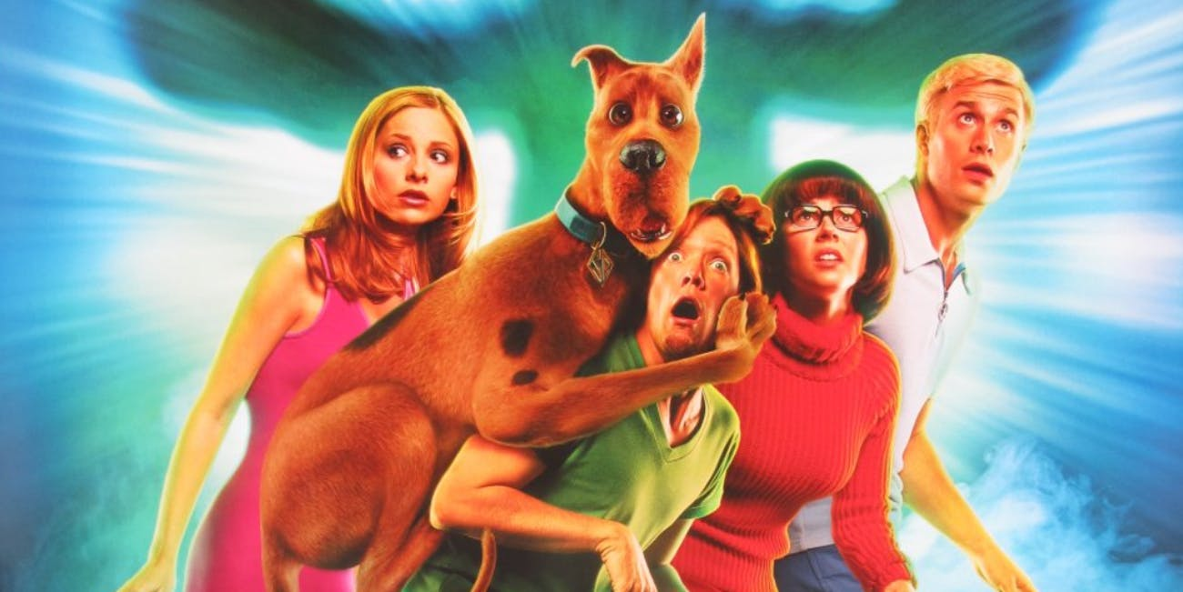 scooby doo movie netflix 2018