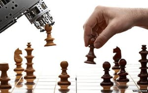 ai a.i. artificial intelligence human game chess