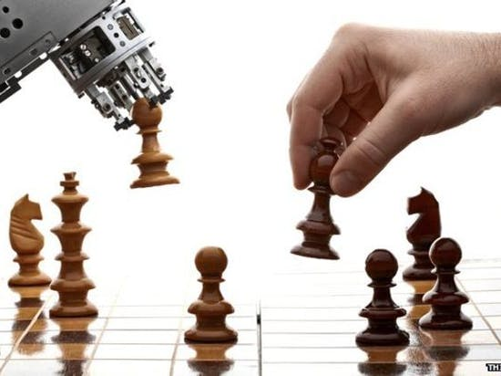 A.I. Ups the Ante in Human vs. Computer Games