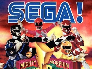 RETRO GAME REPLAY   'Mighty Morphin' Power Rangers' (1994)