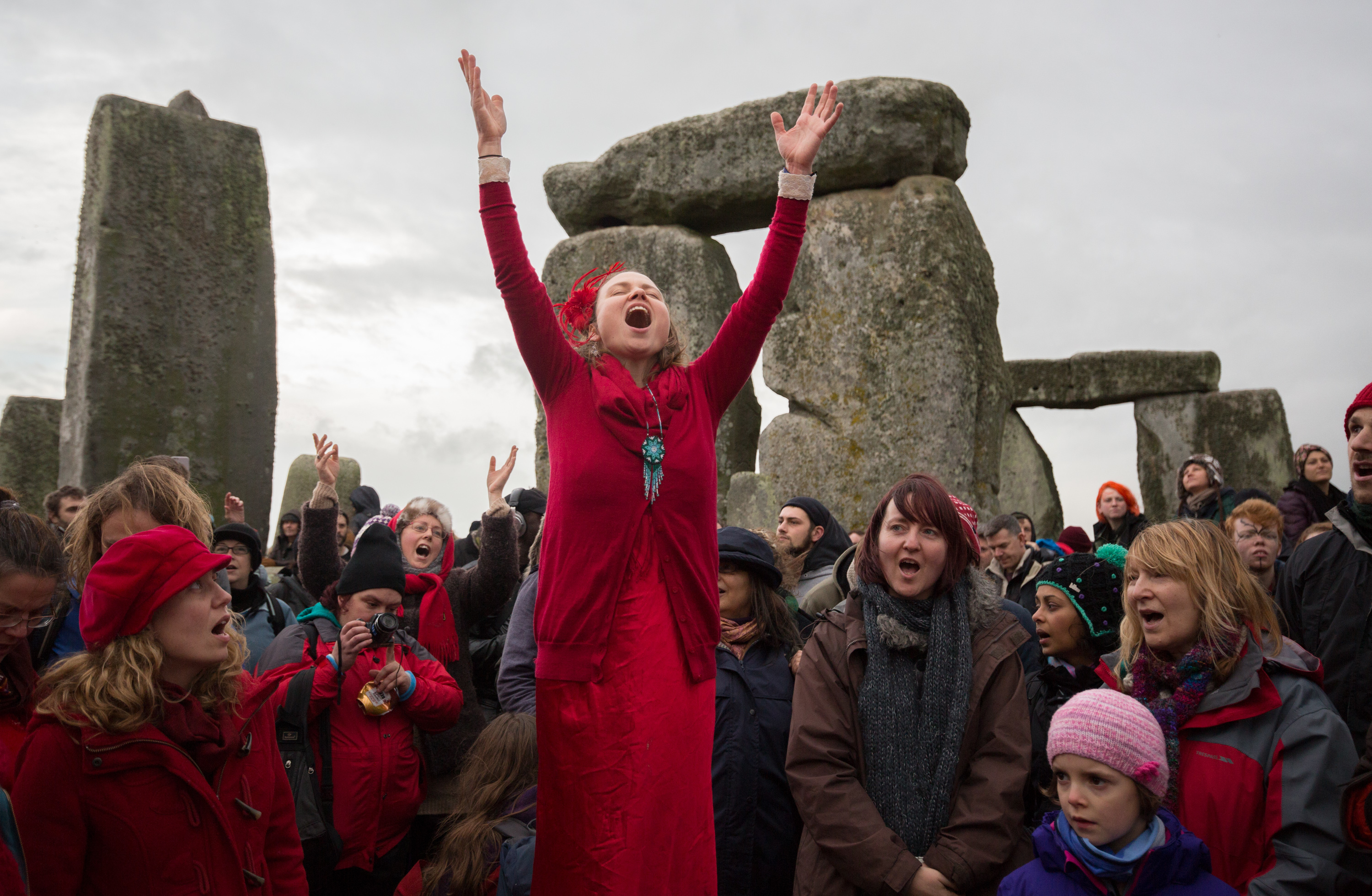 Want to Become a Pagan? Depends on Whether You Ask a Wiccan, Neo ...