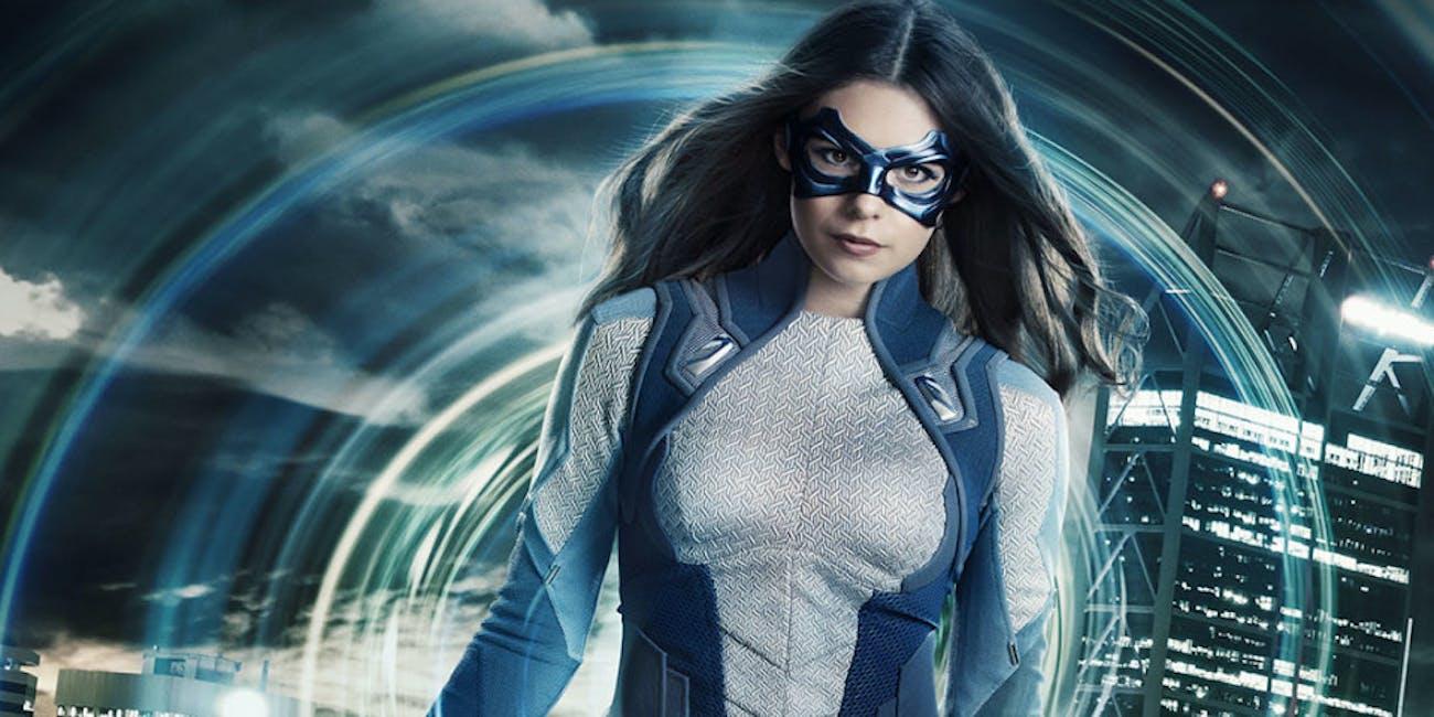 Supergirl Nicole Maines Dreamer