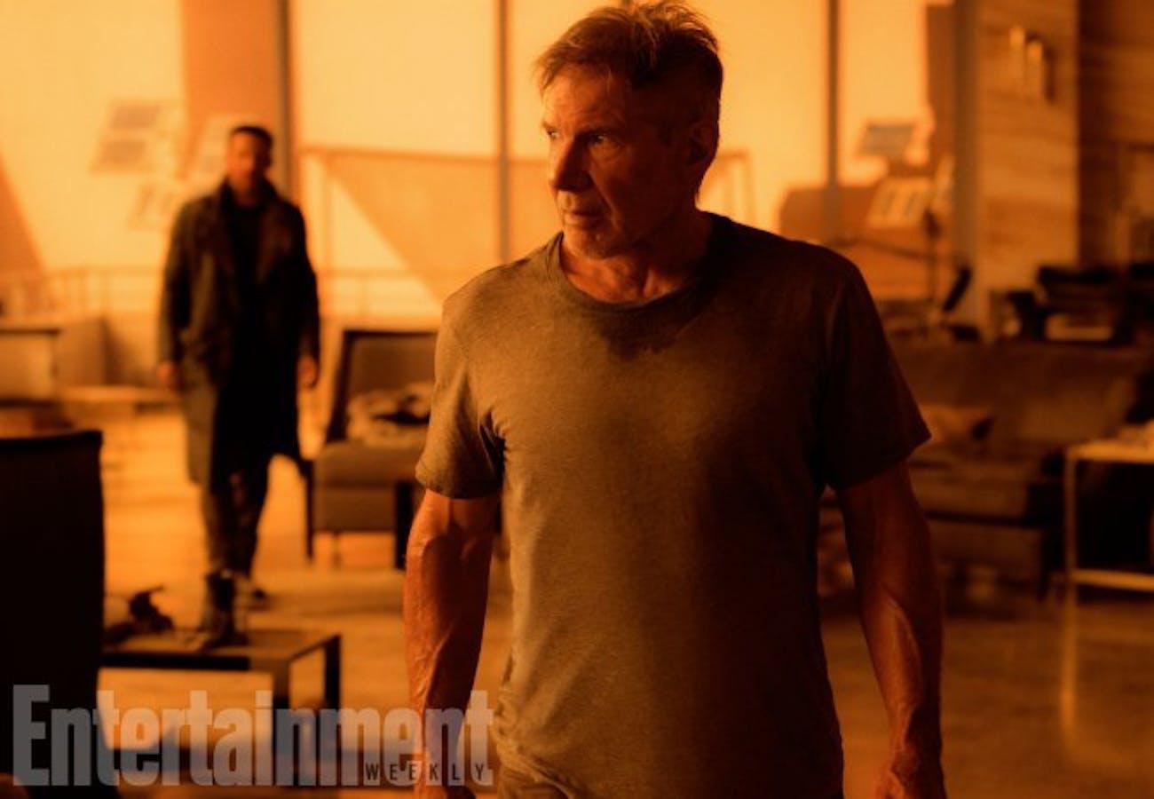 Harrison Ford Blade Runner 2049
