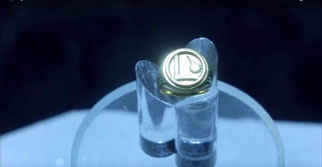 Supergirl Legion Ring Arrow