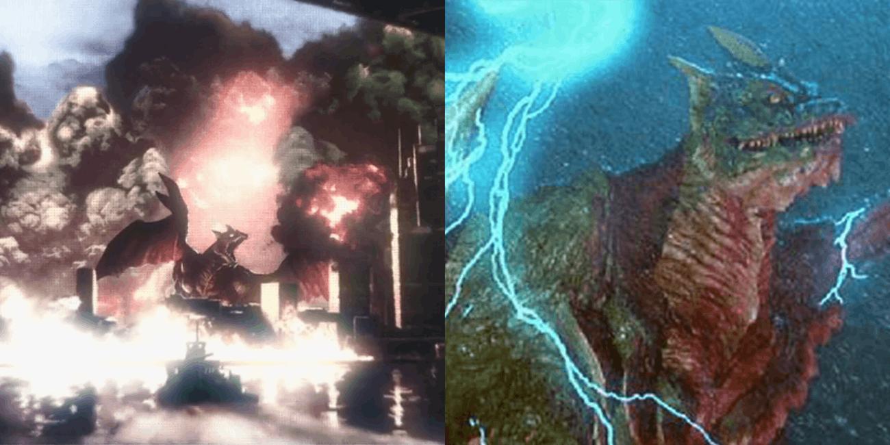 Dagahra in 'Godzilla: Monster Planet'