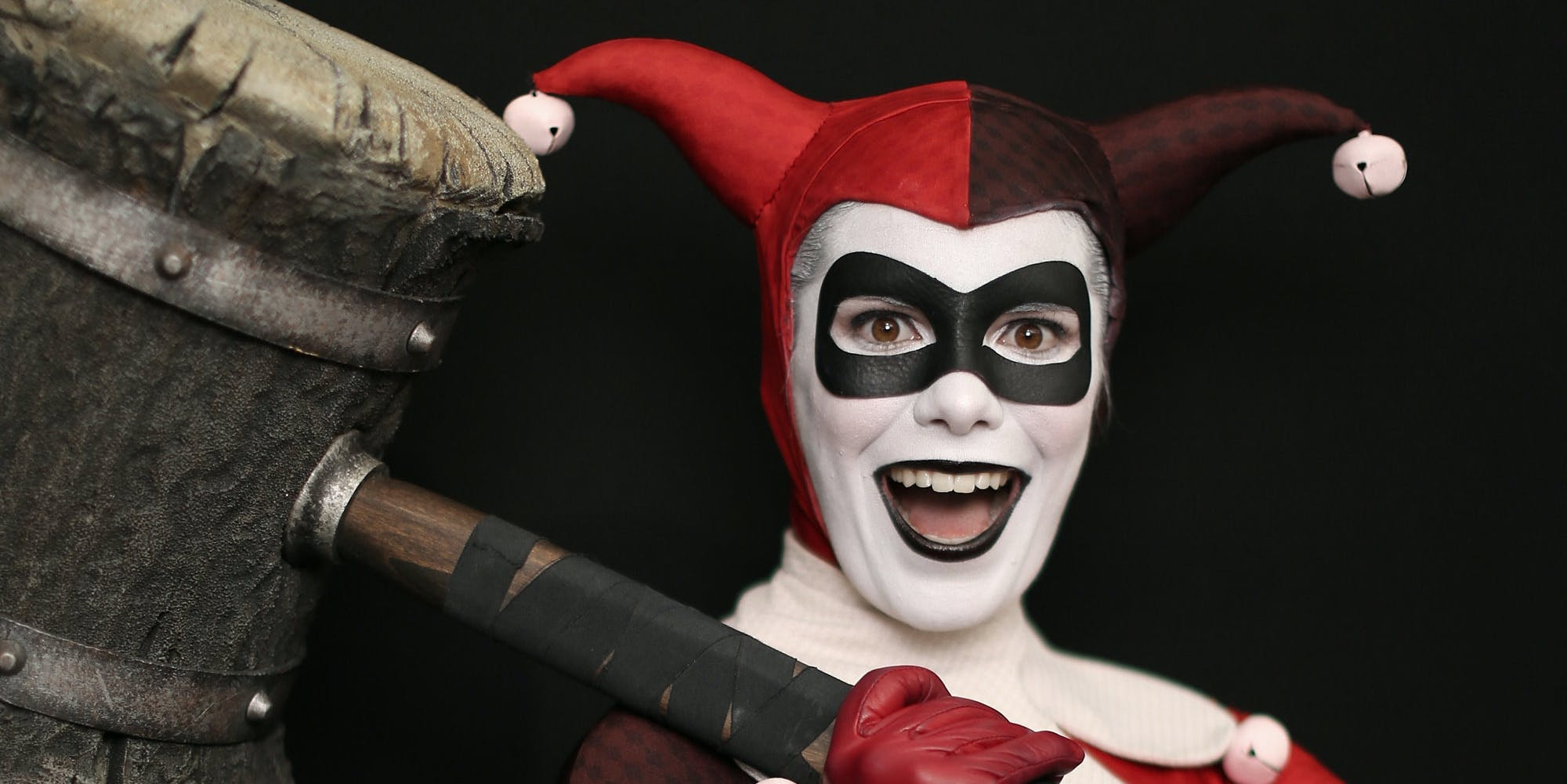 Harley Quinn cosplay went from rare to ubiquitous in 2016, but not everyone dressed as the movie character.