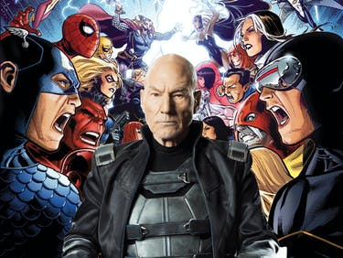 Patrick Stewart Says X-Men Would Destroy The Avengers