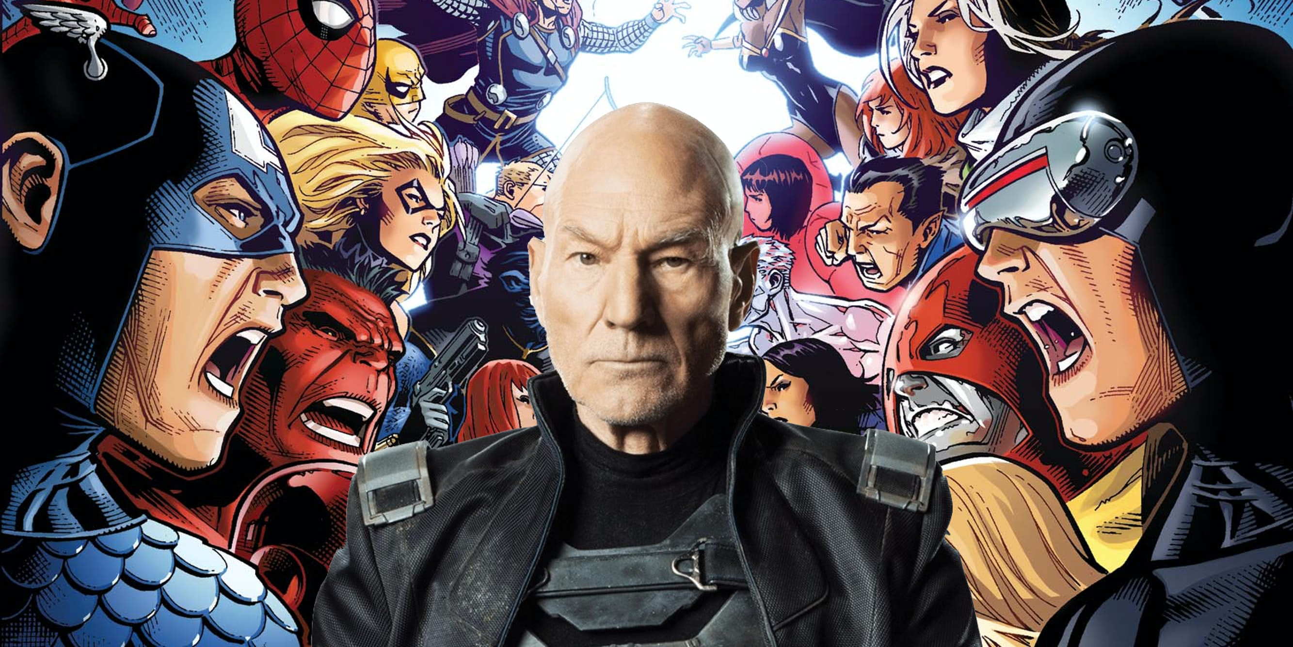 X-Men Avengers