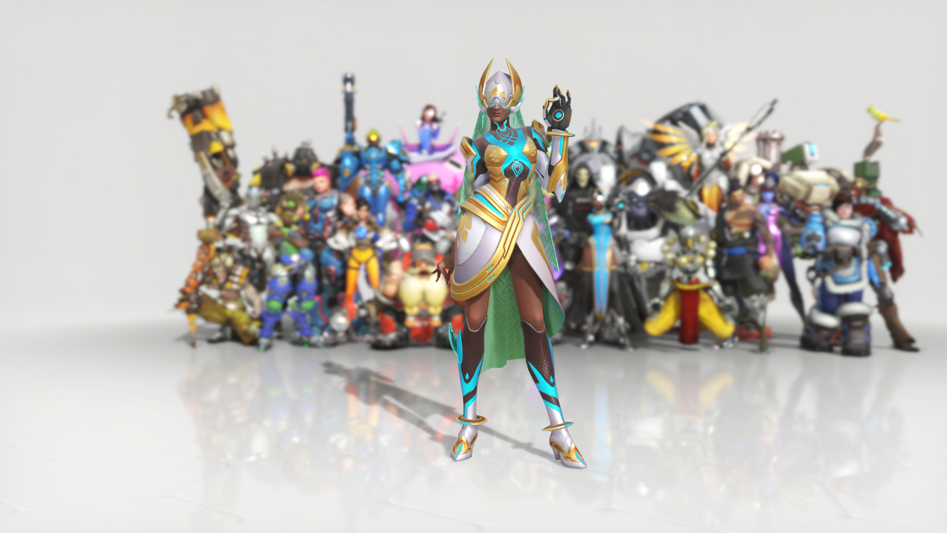 Every Skin And Emote In The New Overwatch Anniversary Event Inverse