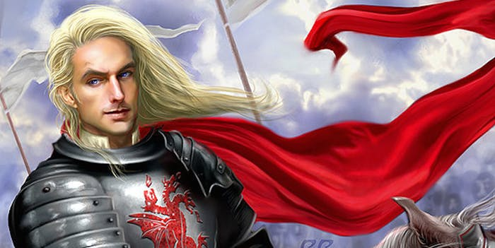 Rhaegar Targaryen almost appeared onscreen in 'Game of Thrones'
