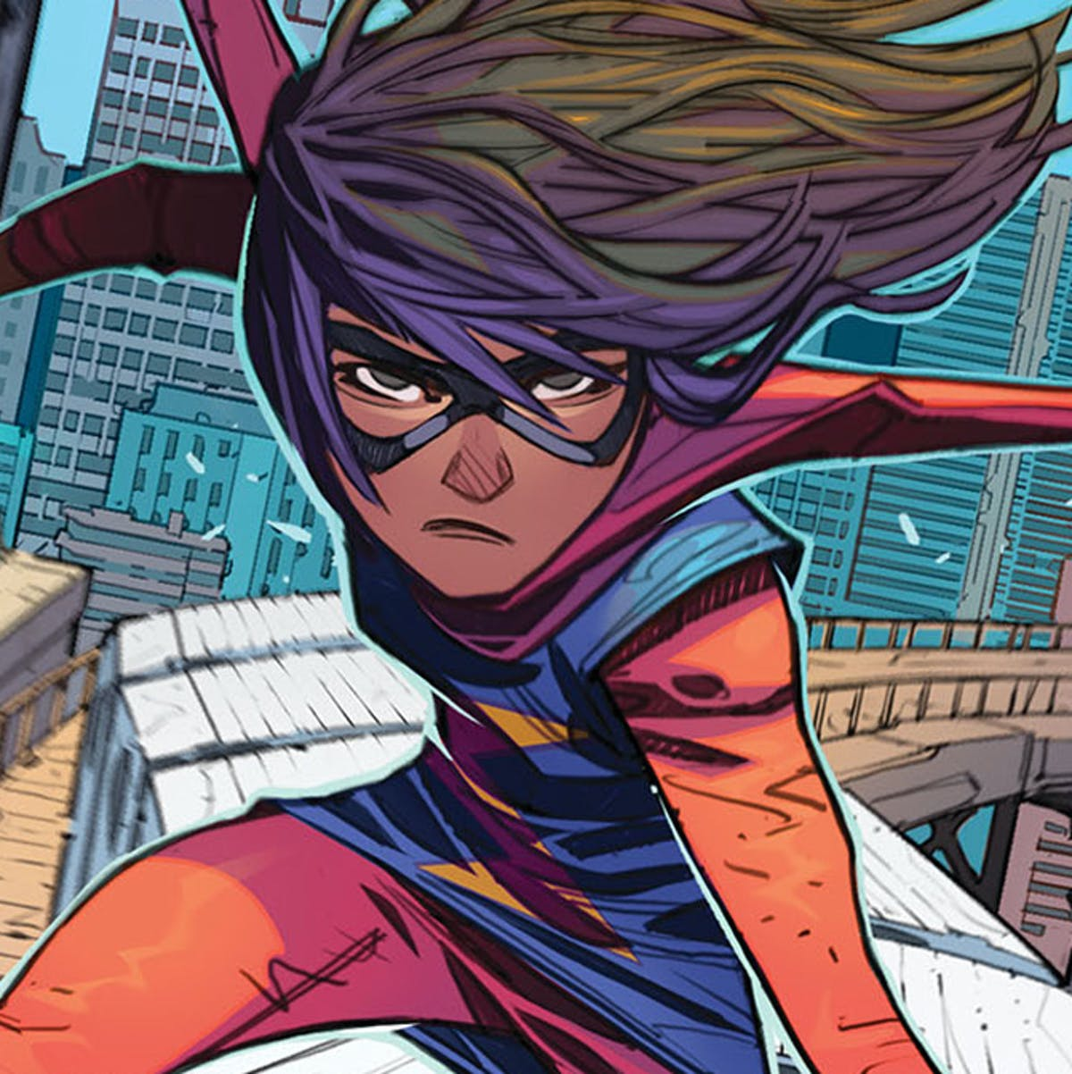 'Marvel's Avengers' game: Why Kamala Khan is the perfect main character