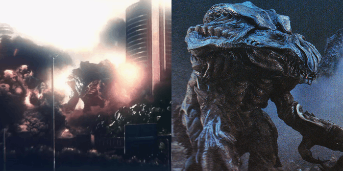 Orga in 'Godzilla: Monster Planet'