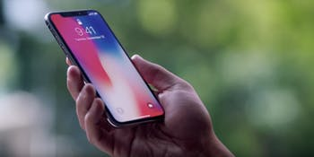 iphone x apple smartphone