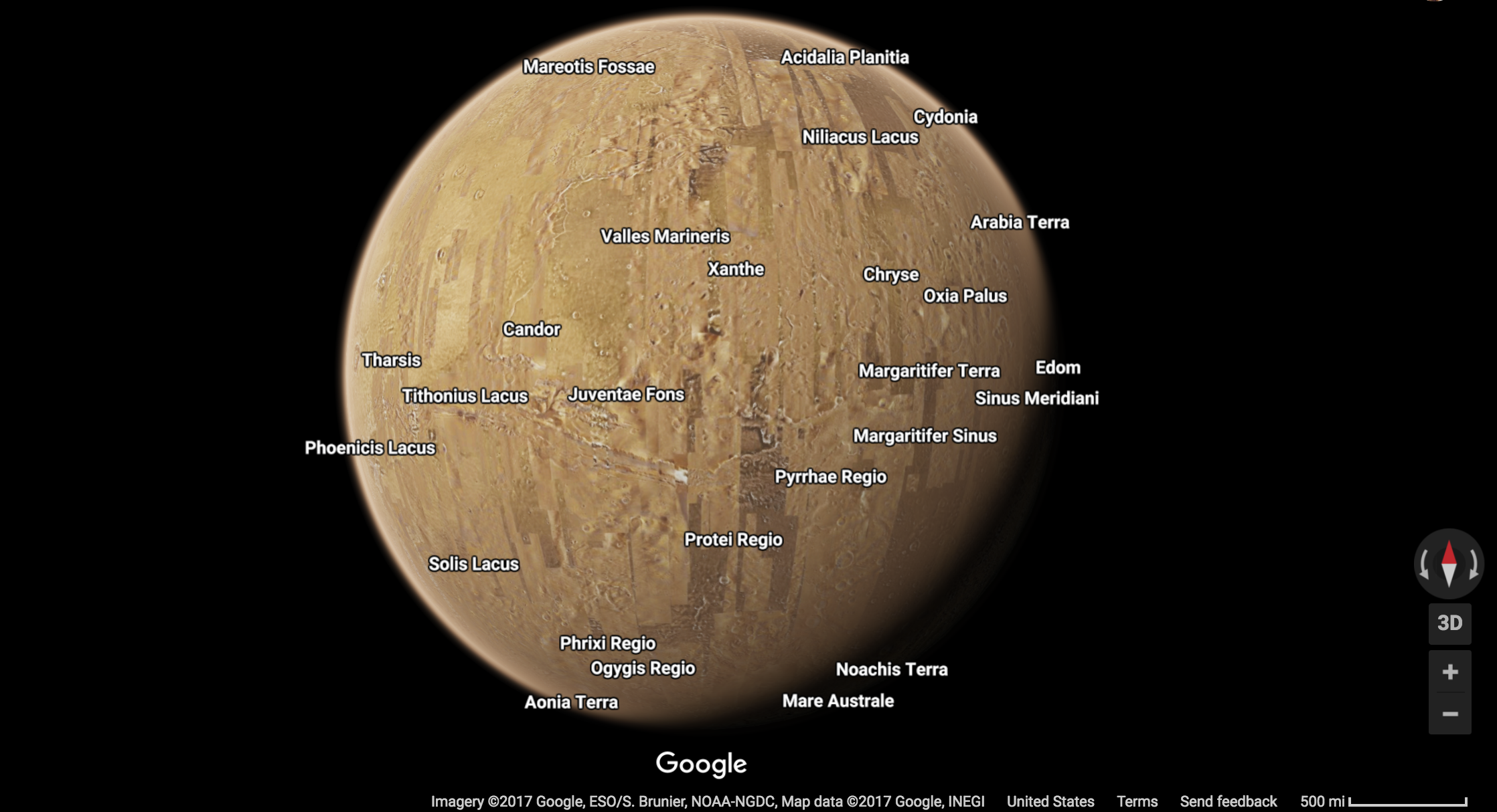 the new feature from google maps lets you explore space thanks to a partnership with nasapngrectu003d308015731178u0026fmu003dpngu0026wu003d1200